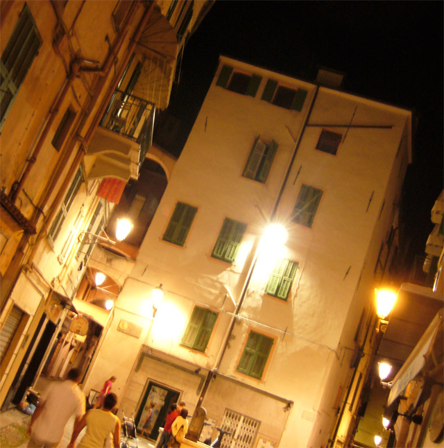 Train Travel From Nice To Sanremo