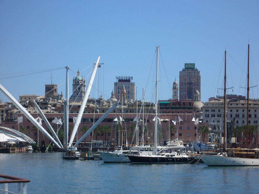 World Travel Images - Genova - Skylines and views