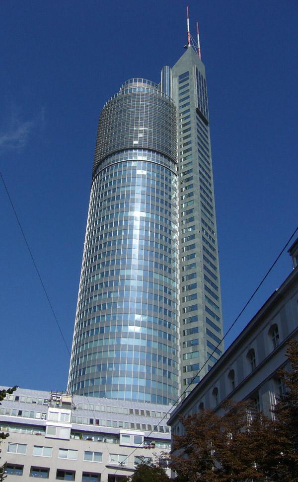 World Travel Images Vienna Brigitteanu Millennium Tower