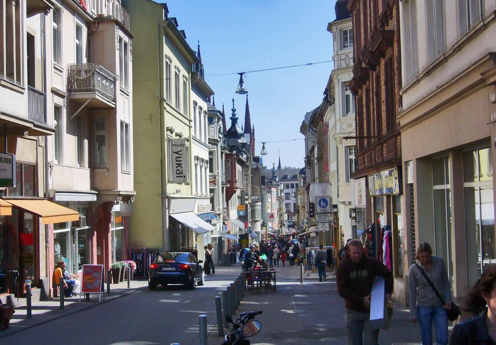 Wiesbaden Altstadt Old Town