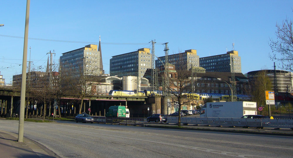 Hotel Hamburg Hauptbahnhof