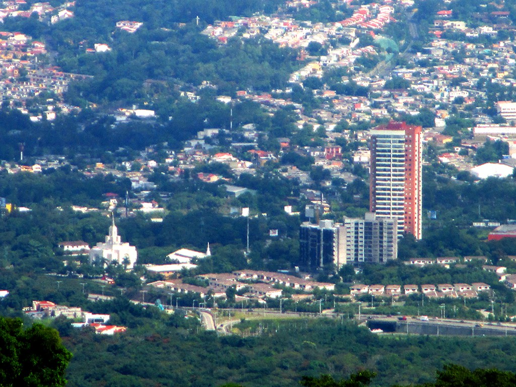 San Salvador Skylines And Views