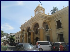 Santa Ana 09 - City Hall, Palacio Municipal