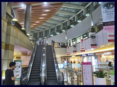 Civic Center shopping mall