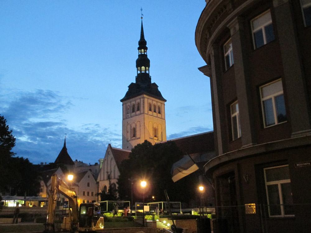 Restaurants Near St John S Church Tallinn