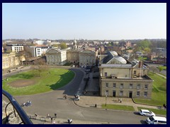 Views from Cliffords Tower 01 - York Castle
