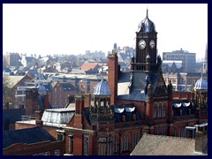 Views from Cliffords Tower 04 - York & Selby Magistrates Court