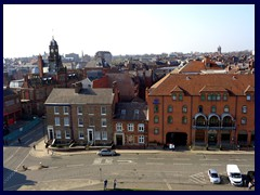 Views from Cliffords Tower 06 - Hiton York Hotel