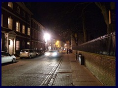 Micklegate by night
