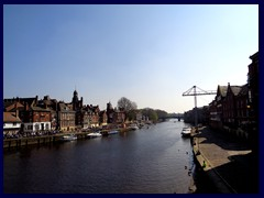 River Ouse 01 - View from Ouse Bridge