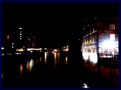 York by night - River Ouse