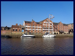 Views of River Ouse 08 - Woodsmill Quay